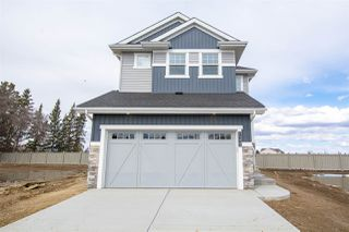 Photo 1: 7348 CHIVERS Crescent in Edmonton: Zone 55 House for sale : MLS®# E4195022