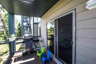 Photo 31: 117 2903 RABBIT HILL Road in Edmonton: Zone 14 Condo for sale : MLS®# E4203087