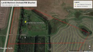 Photo 2: Lot-B Marina Orchard in Blucher: Lot/Land for sale (Blucher Rm No. 343)  : MLS®# SK819447