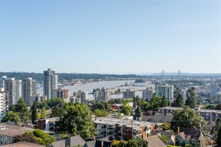"Photo 1: 804 306 SIXTH Street in New Westminster: Uptown NW Condo for sale in ""Amadeo"" : MLS®# R2505228"