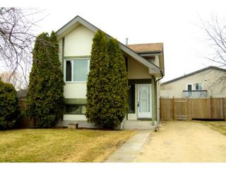 Photo 1: 27 Kilburn Place in WINNIPEG: St Vital Residential for sale (South East Winnipeg)  : MLS®# 1107007