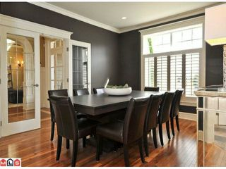 "Photo 7: 3337 164A Street in Surrey: Morgan Creek House for sale in ""Morgan Creek"" (South Surrey White Rock)  : MLS®# F1118770"