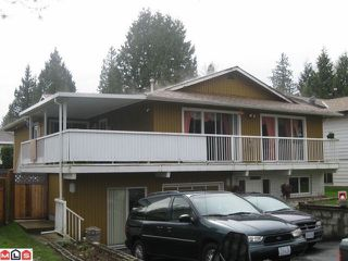 Photo 1: 13094 98A Avenue in Surrey: Cedar Hills House for sale (North Surrey)  : MLS®# F1126894