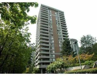 Main Photo: 1406 3755 Bartlett Court in Burnaby: Condo for sale : MLS®# v932627