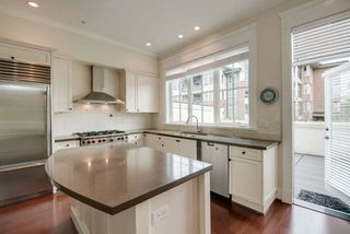 Photo 4: 6282 Eagles Drive in Vancouver: University VW Townhouse for sale (Vancouver West)  : MLS®# V1022663