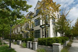 Photo 2: 6282 Eagles Drive in Vancouver: University VW Townhouse for sale (Vancouver West)  : MLS®# V1022663