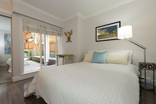 Photo 14: # 103 2110 YORK AV in Vancouver: Kitsilano Condo for sale (Vancouver West)  : MLS®# V1024484