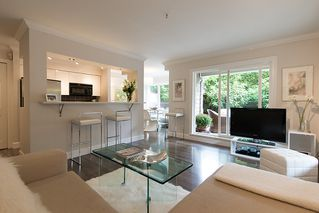 Photo 3: # 103 2110 YORK AV in Vancouver: Kitsilano Condo for sale (Vancouver West)  : MLS®# V1024484