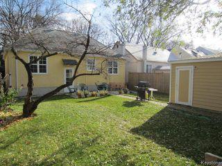 Photo 8: 439 Niagara Street in WINNIPEG: River Heights / Tuxedo / Linden Woods Residential for sale (South Winnipeg)  : MLS®# 1324041