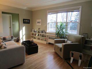 Photo 5: 439 Niagara Street in WINNIPEG: River Heights / Tuxedo / Linden Woods Residential for sale (South Winnipeg)  : MLS®# 1324041