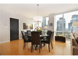 "Photo 1: # 704 1455 HOWE ST in Vancouver: Yaletown Condo for sale in ""POMARIA"" (Vancouver West)  : MLS®# V1010474"