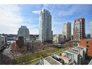 "Photo 15: # 704 1455 HOWE ST in Vancouver: Yaletown Condo for sale in ""POMARIA"" (Vancouver West)  : MLS®# V1010474"