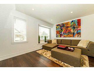 "Photo 12: 3331 WINDSOR ST in Vancouver: Fraser VE Townhouse for sale in ""THE NINE"" (Vancouver East)  : MLS®# V1043516"