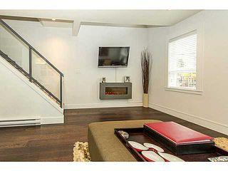 "Photo 13: 3331 WINDSOR ST in Vancouver: Fraser VE Townhouse for sale in ""THE NINE"" (Vancouver East)  : MLS®# V1043516"