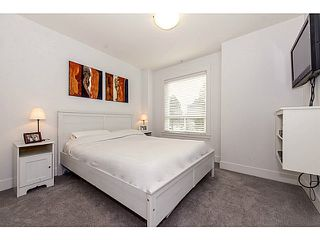 "Photo 10: 3331 WINDSOR ST in Vancouver: Fraser VE Townhouse for sale in ""THE NINE"" (Vancouver East)  : MLS®# V1043516"