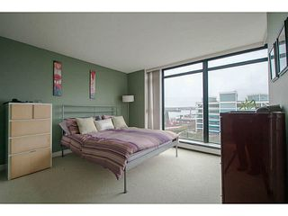 "Photo 8: 604 155 W 1ST Street in North Vancouver: Lower Lonsdale Condo for sale in ""Time"" : MLS®# V1050173"