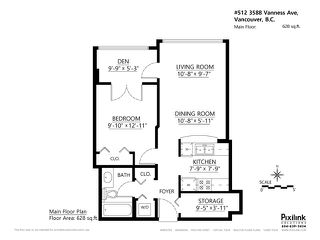 """Photo 19: 512 3588 VANNESS Avenue in Vancouver: Collingwood VE Condo for sale in """"Emerald Park Place"""" (Vancouver East)  : MLS®# V1052889"""