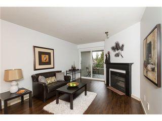 """Photo 1: 401 2680 W 4TH Avenue in Vancouver: Kitsilano Condo for sale in """"STAR OF KITSILANO"""" (Vancouver West)  : MLS®# V1054279"""