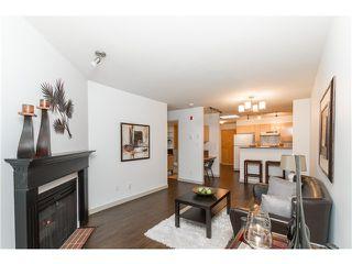 """Photo 3: 401 2680 W 4TH Avenue in Vancouver: Kitsilano Condo for sale in """"STAR OF KITSILANO"""" (Vancouver West)  : MLS®# V1054279"""
