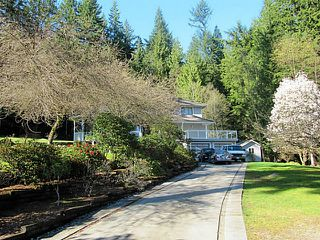 Photo 1: 3535 HIGHLAND Drive in Coquitlam: Burke Mountain House for sale : MLS®# V1058993