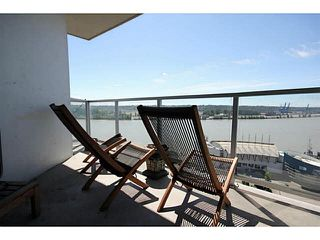 "Photo 14: 1209 14 BEGBIE Street in New Westminster: Quay Condo for sale in ""Inter Urban"" : MLS®# V1070124"
