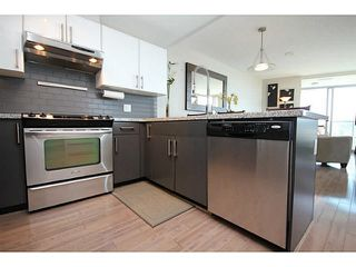 "Photo 6: 1209 14 BEGBIE Street in New Westminster: Quay Condo for sale in ""Inter Urban"" : MLS®# V1070124"