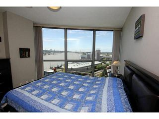 "Photo 9: 1209 14 BEGBIE Street in New Westminster: Quay Condo for sale in ""Inter Urban"" : MLS®# V1070124"