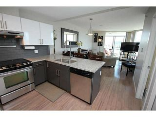 """Photo 3: 1209 14 BEGBIE Street in New Westminster: Quay Condo for sale in """"Inter Urban"""" : MLS®# V1070124"""