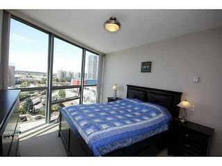 "Photo 10: 1209 14 BEGBIE Street in New Westminster: Quay Condo for sale in ""Inter Urban"" : MLS®# V1070124"
