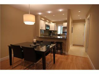 "Photo 1: 30 2978 WALTON Avenue in Coquitlam: Canyon Springs Townhouse for sale in ""CREEK TERRACE"" : MLS®# V1084582"
