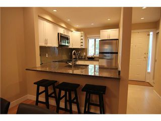 "Photo 2: 30 2978 WALTON Avenue in Coquitlam: Canyon Springs Townhouse for sale in ""CREEK TERRACE"" : MLS®# V1084582"