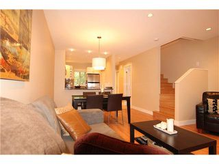 "Photo 8: 30 2978 WALTON Avenue in Coquitlam: Canyon Springs Townhouse for sale in ""CREEK TERRACE"" : MLS®# V1084582"