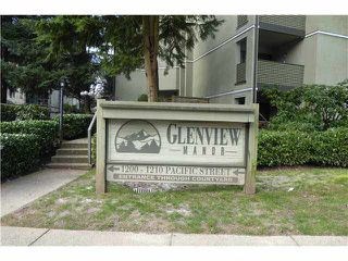 "Photo 2: 110 1200 PACIFIC Street in Coquitlam: North Coquitlam Condo for sale in ""Glenview Manor"" : MLS®# V1103999"