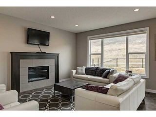 Photo 6: 419 CHAPARRAL VALLEY Way SE in Calgary: Chaparral Valley House for sale : MLS®# C3654170