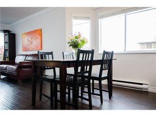 """Photo 4: 1298 W 6TH Avenue in Vancouver: Fairview VW Townhouse for sale in """"Vanderlee Court"""" (Vancouver West)  : MLS®# V1130216"""
