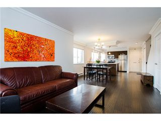 """Photo 8: 1298 W 6TH Avenue in Vancouver: Fairview VW Townhouse for sale in """"Vanderlee Court"""" (Vancouver West)  : MLS®# V1130216"""