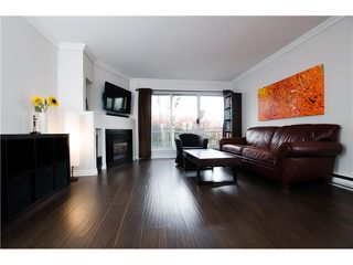 "Photo 6: 1298 W 6TH Avenue in Vancouver: Fairview VW Townhouse for sale in ""Vanderlee Court"" (Vancouver West)  : MLS®# V1130216"