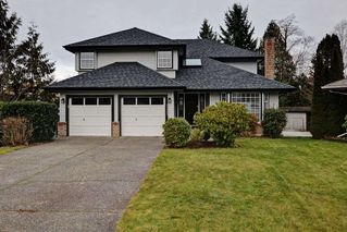 "Photo 1: 21585 86 Court in Langley: Walnut Grove House for sale in ""FOREST HILLS"" : MLS®# R2028400"