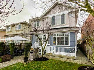 "Photo 20: 7806 HUDSON Street in Vancouver: Marpole House for sale in ""MARPOLE/SOUTH GRANVILLE"" (Vancouver West)  : MLS®# R2028896"
