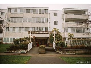 Photo 1: 407 1050 Park Blvd in VICTORIA: Vi Fairfield West Condo Apartment for sale (Victoria)  : MLS®# 722013