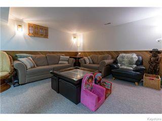 Photo 12: 19 Inch Bay in Winnipeg: Westwood / Crestview Residential for sale (West Winnipeg)  : MLS®# 1612209