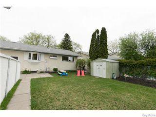 Photo 18: 19 Inch Bay in Winnipeg: Westwood / Crestview Residential for sale (West Winnipeg)  : MLS®# 1612209