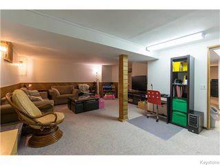 Photo 11: 19 Inch Bay in Winnipeg: Westwood / Crestview Residential for sale (West Winnipeg)  : MLS®# 1612209