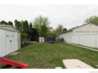 Photo 20: 19 Inch Bay in Winnipeg: Westwood / Crestview Residential for sale (West Winnipeg)  : MLS®# 1612209