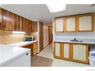 Photo 15: 19 Inch Bay in Winnipeg: Westwood / Crestview Residential for sale (West Winnipeg)  : MLS®# 1612209