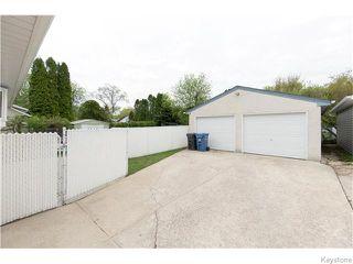 Photo 19: 19 Inch Bay in Winnipeg: Westwood / Crestview Residential for sale (West Winnipeg)  : MLS®# 1612209