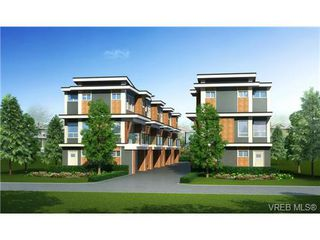 Photo 2: 105 912 Jenkins Avenue in VICTORIA: La Langford Proper Townhouse for sale (Langford)  : MLS®# 365428