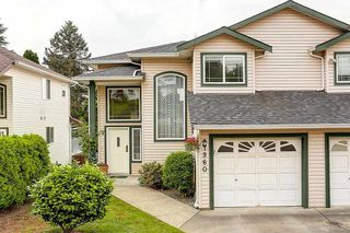 Photo 1: 960 DELESTRE Avenue in Coquitlam: Maillardville House 1/2 Duplex for sale : MLS®# R2073096
