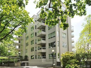 Main Photo: 103 1500 Elford Street in VICTORIA: Vi Fernwood Condo Apartment for sale (Victoria)  : MLS®# 366068