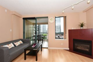 "Photo 2: 706 939 HOMER Street in Vancouver: Yaletown Condo for sale in ""Pinnacle"" (Vancouver West)  : MLS®# R2082268"